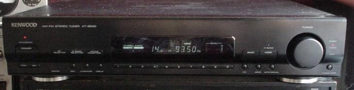 Kenwood kt 6040 настройка